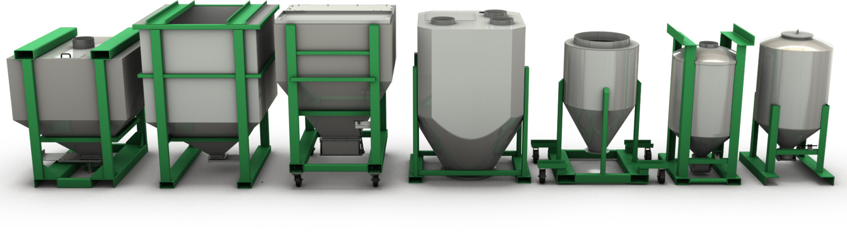Portable Bin and Tote Lineup